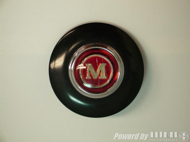 ステアリングモチーフ 純正 Morris MK1 未使用 英国車・MINIのレアパーツ ステアリング