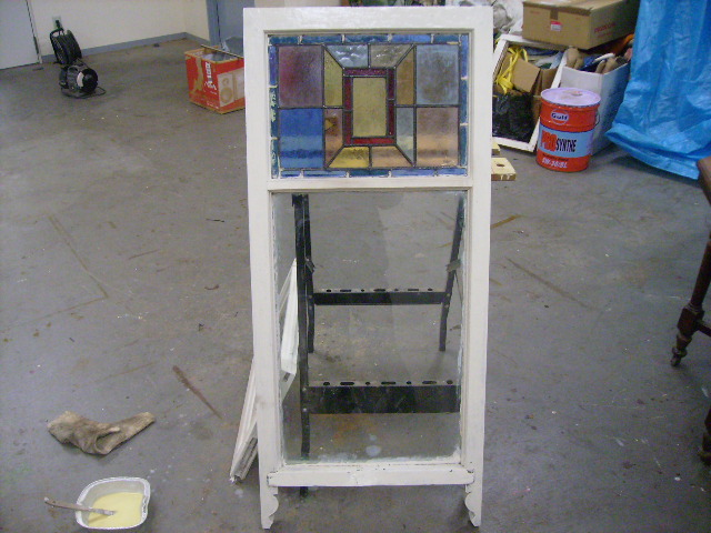 ステンド アンティーク 建材 ステンドグラス