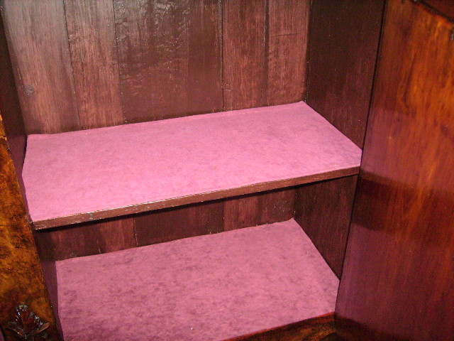 アンティーク 家具 サイドボード・チェスト・ドレッサー シフォニア ミラーバックサイドボード 大