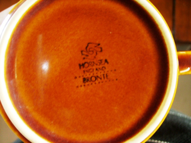 雑貨(キッチン) 雑貨陶器 ホーンジー (Hornsea) ミルクジャー Bronte