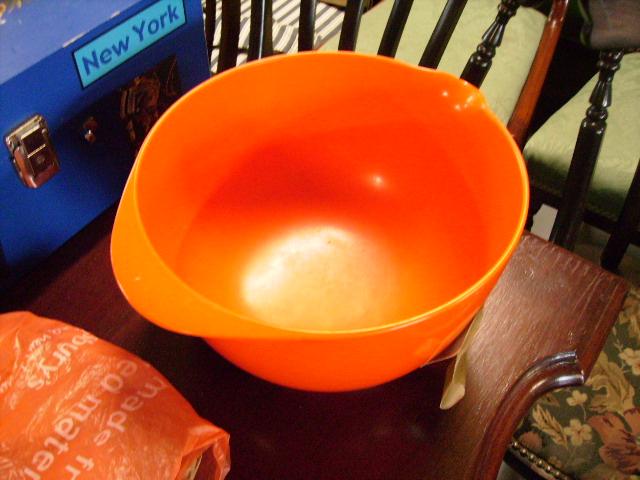 雑貨(キッチン) キッチン用品 オレンジ ボール
