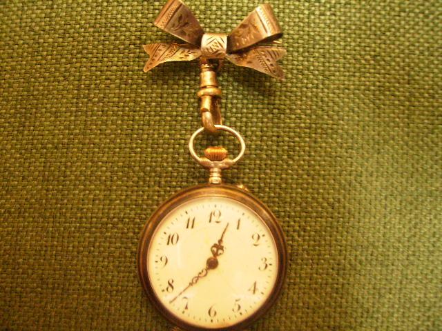 ビンテージ/コレクタブル 時計 ビンテージ ナーシング懐中時計