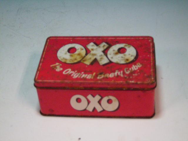 雑貨(ホビー) ティン(缶) OXO