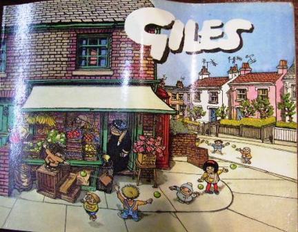 雑貨(ホビー) 本・マガジン Giles ブック 1974