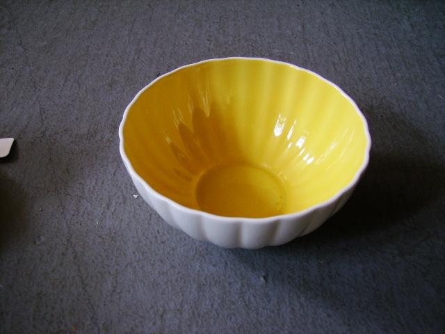 アンティーク 陶磁器 スージー クーパー スージークーパー(Susie Cooper) フラワーシェイプ トリオ2客+シュガーボール+ソーサー