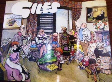 雑貨(ホビー) 本・マガジン Giles ブック 1978
