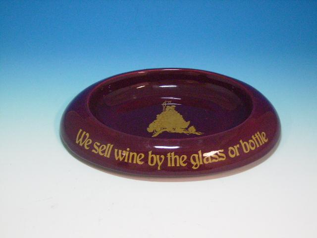 雑貨(パブ・グッズ) 灰皿 灰皿 (We sell wine…)