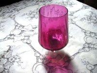 クランベリー グラス