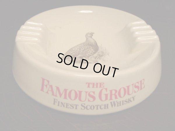 画像1: 灰皿 (Famous Grouse)
