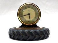 Smith 置時計(タイヤ型置物)