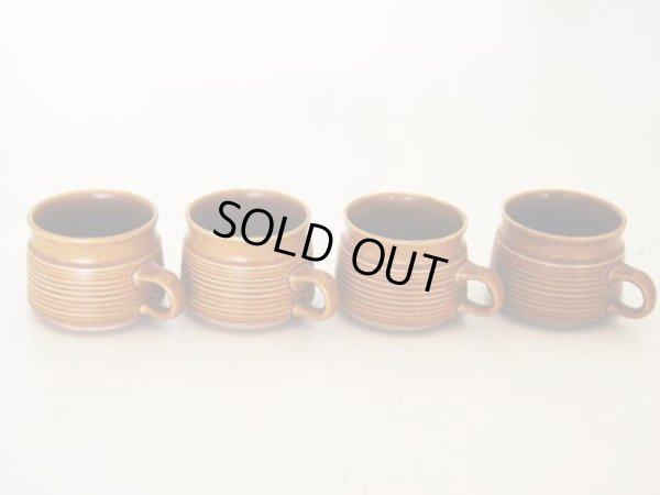画像1: LANGLEY コーヒーカップ 4個セット