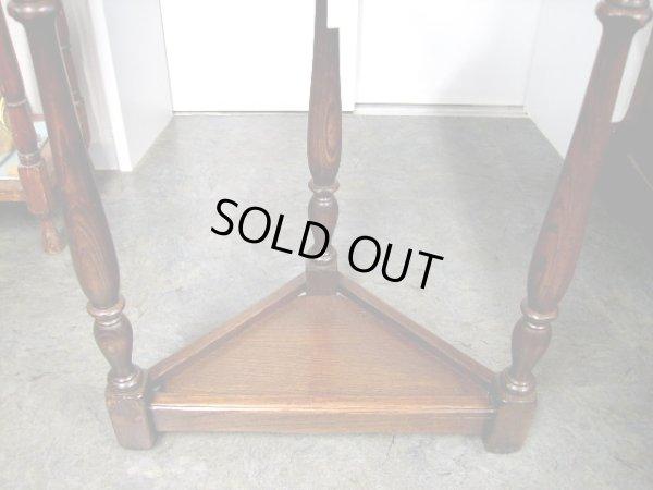 画像3: コーナー・テーブル(三角)