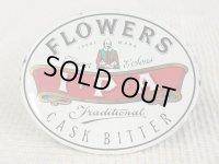 ビア・ハンドル用プレート(Flowers Cask Bitter IPA)