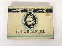ビンテージ ティン(缶) SENIOR SERVICE THE PERFECTION OF CIGARTTE LUACARY