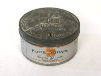 ビンテージ ティン(缶) George Dobie & Son Ltd. Paisley Scotland タバコ缶