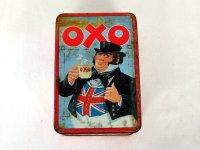 """ビンテージ ティン(缶) OXO """"John Bull"""" vintage tin"""