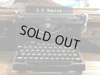 L C SMITH&CORONA タイプライター