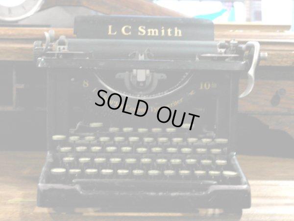 画像1: L C SMITH&CORONA タイプライター