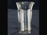 ガラス メジャーカップ