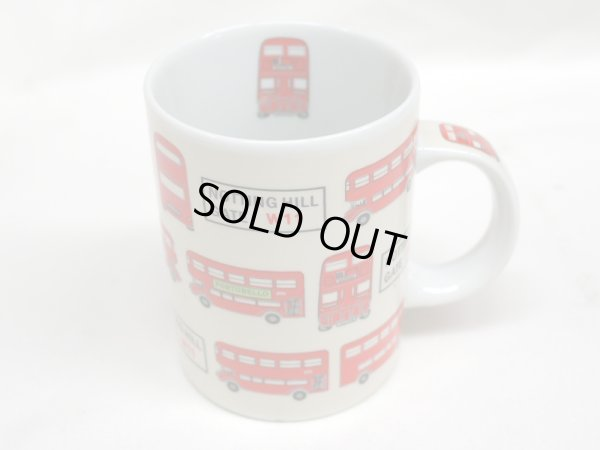 画像4: ロンドンバス マグカップ 2個セット 箱付き (1)(2)