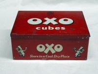 ビンテージ缶 OXO
