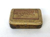 ビンテージ缶 MEGGEZONES