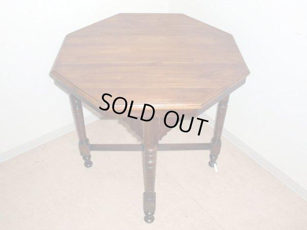 画像2: テーブル 8角形