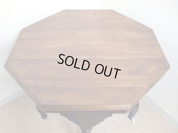 画像4: テーブル 8角形