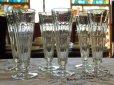 画像1: クリア パフェガラス 6個セット (1)