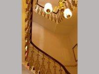 階段(手すりと鋳鉄製アームのセット)
