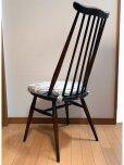 画像2: アーコール(Ercol)チェア ゴールドスミスGoldsmith Windsor Chair クッション付 (2)