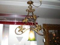 シーリング・ランプ 真鍮 (No.348-SHD-34) Assy