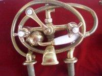 蛇口&シャワーヘッド(ホースの長さ約165cm)
