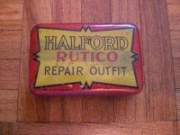 HALFORD RUNTICO REAIR OUTFIT