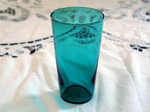 画像4: ビクトリアン グリーン グラス