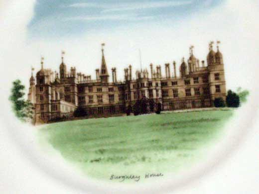 画像2: ウェッジウッド(Wedgewood) プレート Watercolours of Castles…