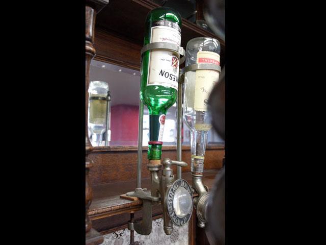 画像2: ボトルホルダー&コック
