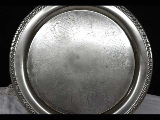 画像3: トレー シルバープレート