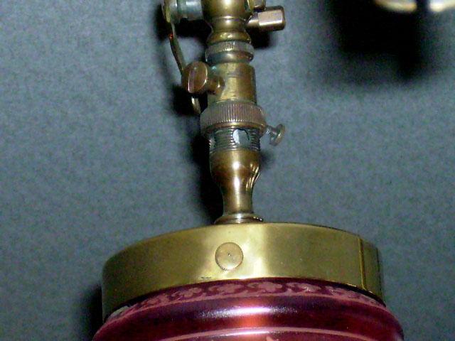 画像3: ウォールランプ ブラケット 真鋳