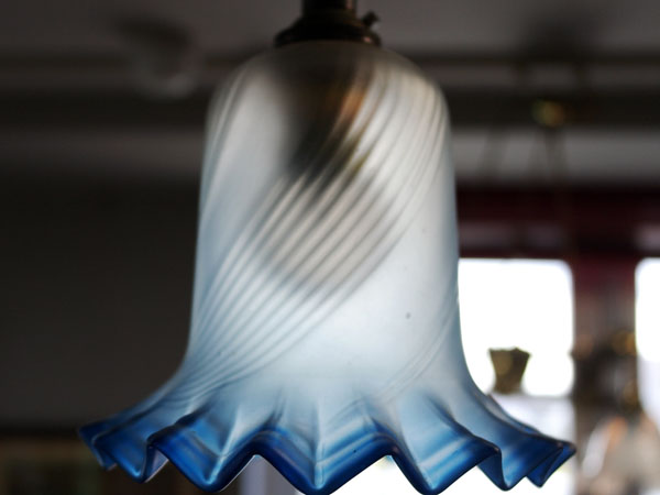画像5: シェード ブルー・サテン