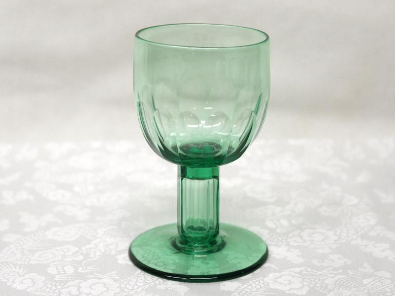 画像3: グラス シェリーグラス グリーン (6個)セット