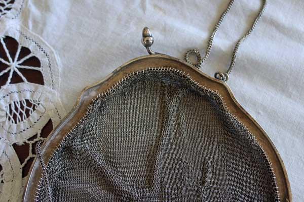画像3: シルバー バッグ