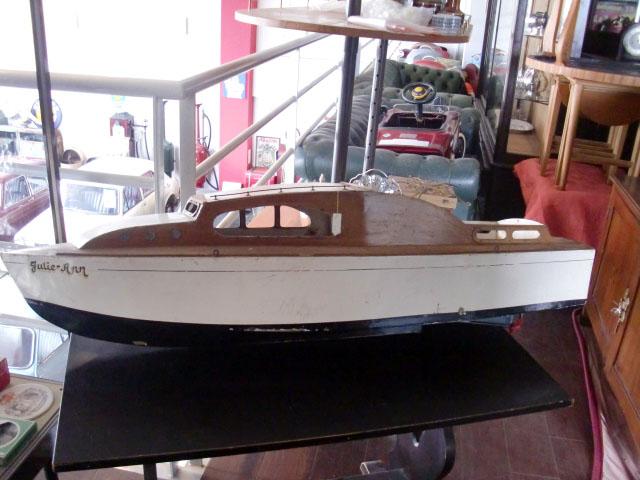 画像1: 置物 ボート