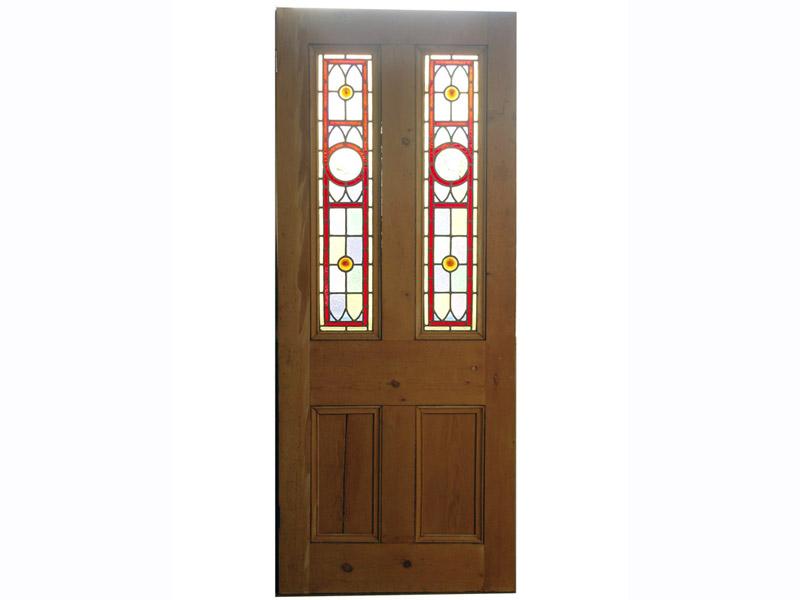 画像1: ステンドグラス ドア
