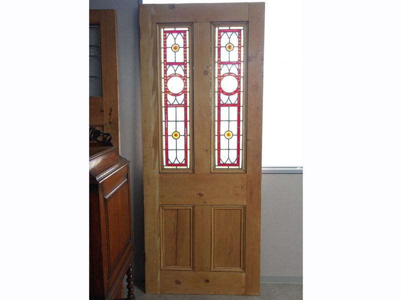 画像2: ステンドグラス ドア