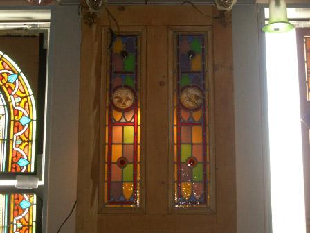 画像4: ステンドグラス ドア