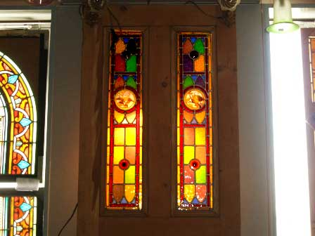 画像5: ステンドグラス ドア
