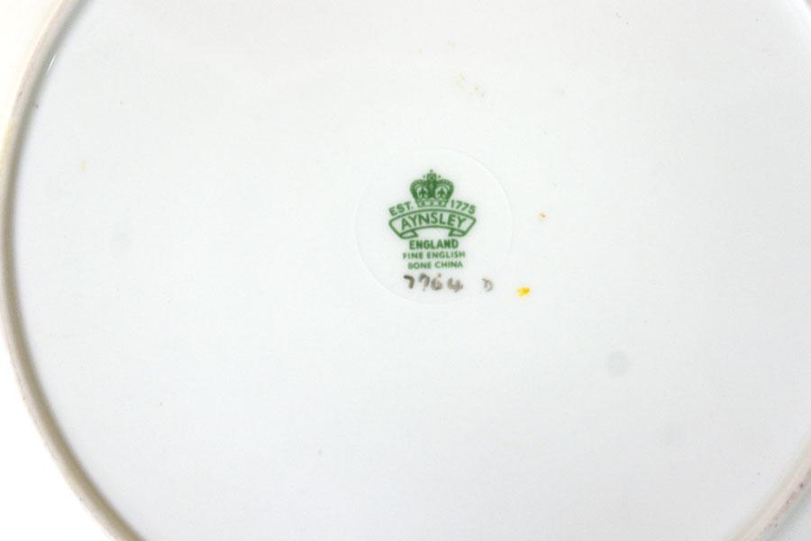 画像5: プレート Aynsley (エインズレイ) Orchard Fruit /オーチャード フルーツ 22金