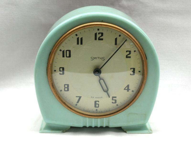 画像1: 時計 SMITH スミス 置時計