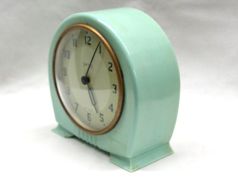 画像2: 時計 SMITH スミス 置時計